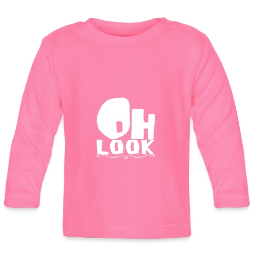 Oh Look - Baby Long Sleeve T-Shirt