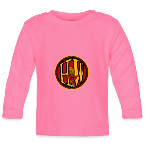 superhw stikker incl worst png - Baby Long Sleeve T-Shirt