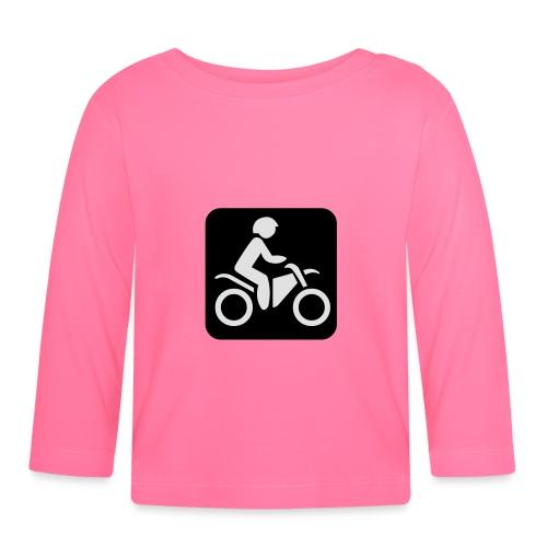 motorcycle - Vauvan pitkähihainen paita