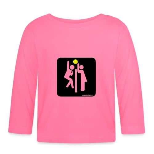 Toilet Volley - Maglietta a manica lunga per bambini