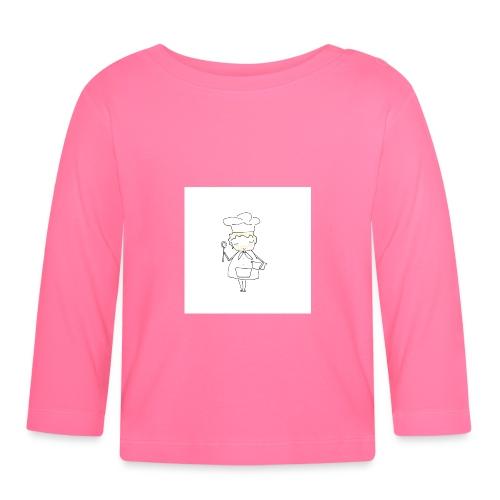 Maglietta 1 - Maglietta a manica lunga per bambini