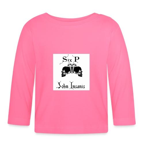Six P & John Insanis New T-Paita - Vauvan pitkähihainen paita
