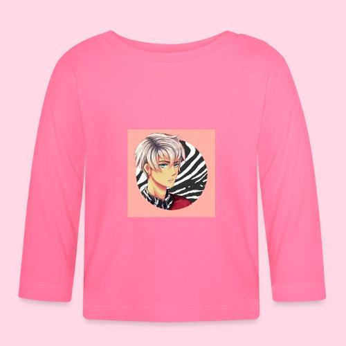 Tomas Zebra - T-shirt manches longues Bébé