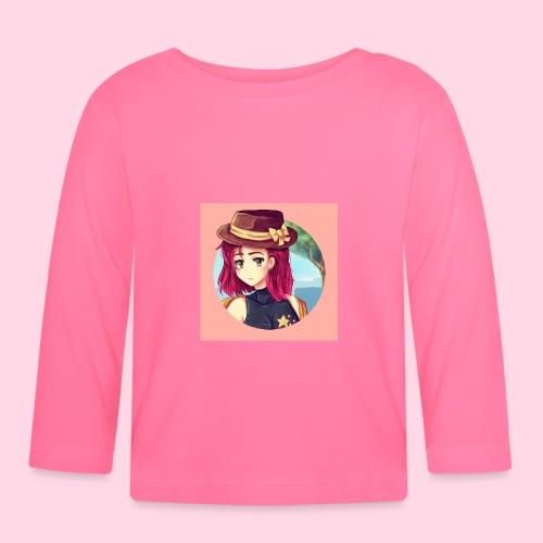 Juliette Badge - T-shirt manches longues Bébé