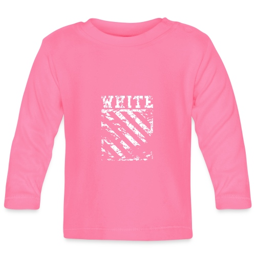Off-White Streetwear - Langærmet babyshirt