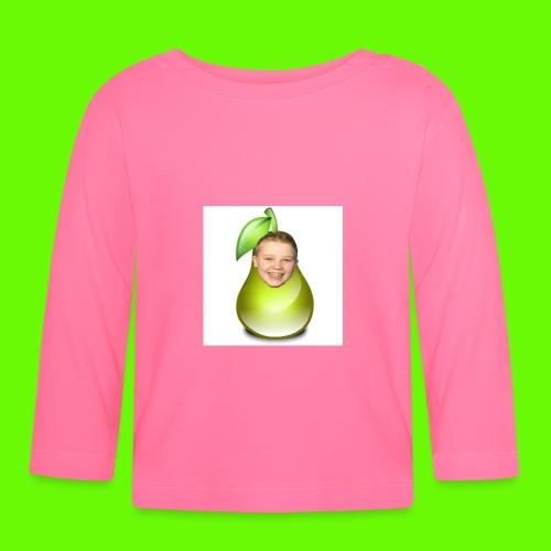 button met tjeerd als peertje! - T-shirt
