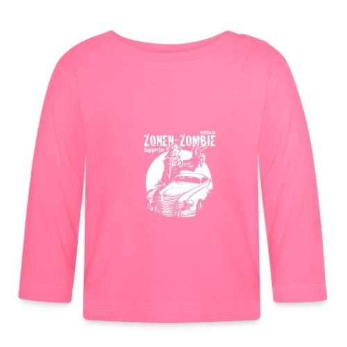Zonen Zombie Supporter Shirt - Baby Langarmshirt