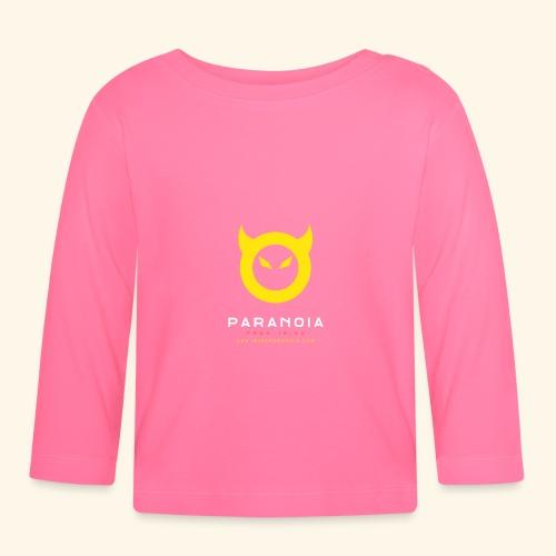 Paranoia Ibiza Basic - Camiseta manga larga bebé