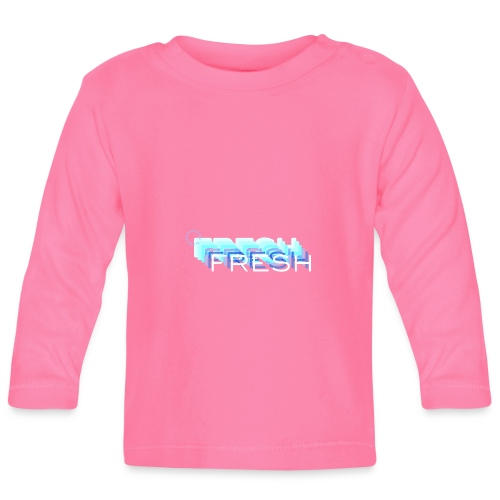 Fresh with a French Touch - T-shirt manches longues Bébé