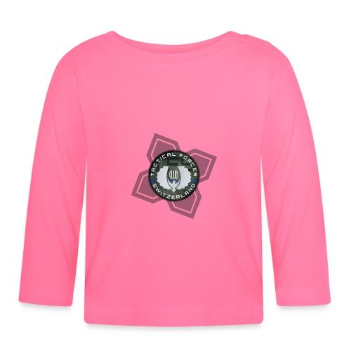 TFS Badge Camo - T-shirt manches longues Bébé