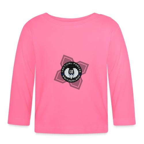 TFS Badge Black - T-shirt manches longues Bébé