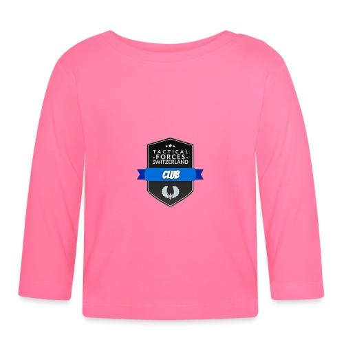 TFS Bannière - T-shirt manches longues Bébé