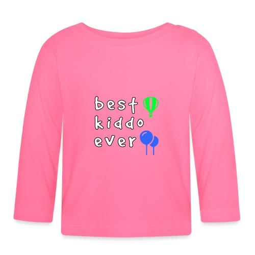 Vi har det bästa barnet av alla - Långärmad T-shirt baby