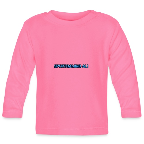 SportGaming Ali - Baby Long Sleeve T-Shirt