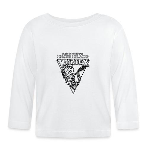 Vortex 1987 2019 Kings Island - Vauvan pitkähihainen paita