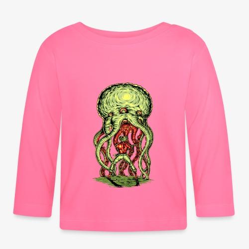 Attaque extraterrestre - T-shirt manches longues Bébé