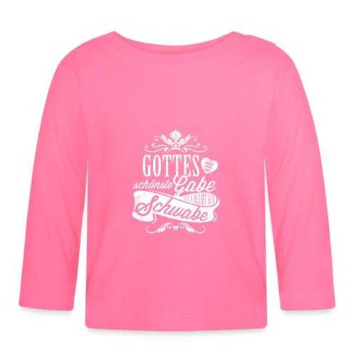 Gottes schönste Gabe - Baby Langarmshirt