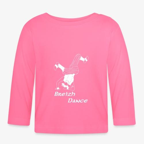 BZH Atypik Design - Breizh Dancer - T-shirt manches longues Bébé