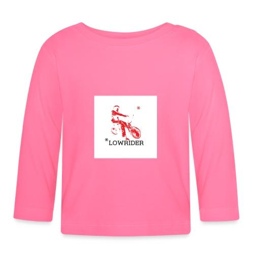 badge004 - T-shirt manches longues Bébé