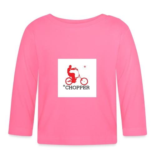 badge005 - T-shirt manches longues Bébé