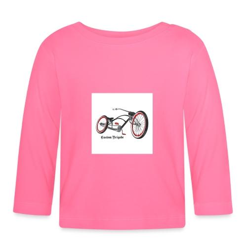 badge007 - T-shirt manches longues Bébé