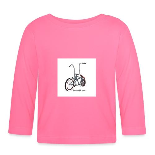 badge008 - T-shirt manches longues Bébé