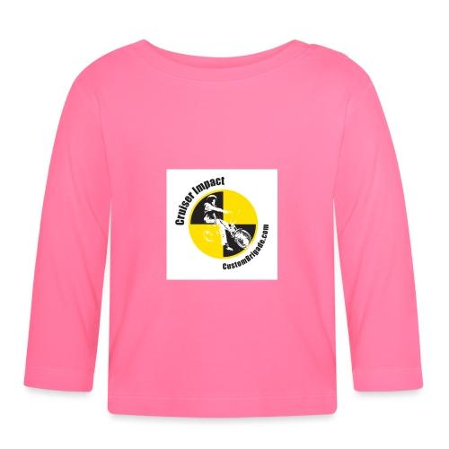 badge010 - T-shirt manches longues Bébé