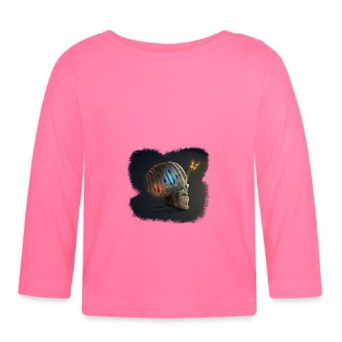 skulll - T-shirt manches longues Bébé