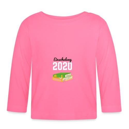 Einschulung 2020 - Baby Langarmshirt