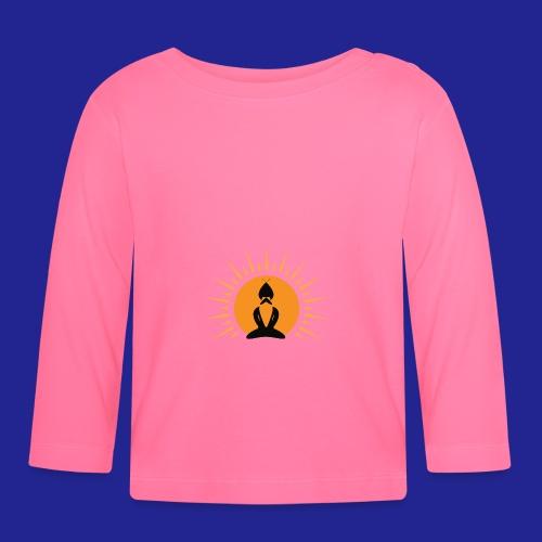 Guramylyfe logo no text black - Baby Long Sleeve T-Shirt