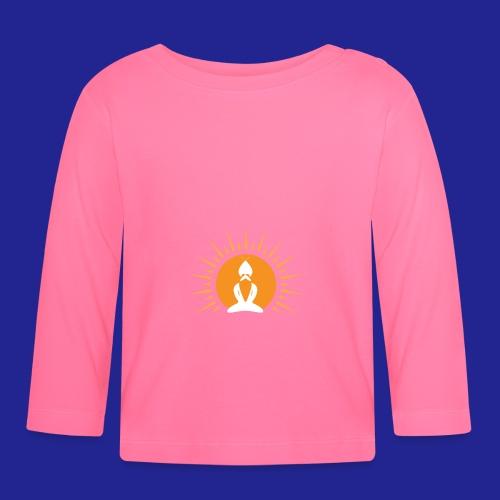Guramylyfe logo no text - Baby Long Sleeve T-Shirt