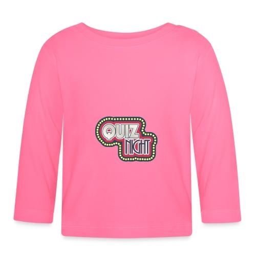 quiz - Baby Langarmshirt