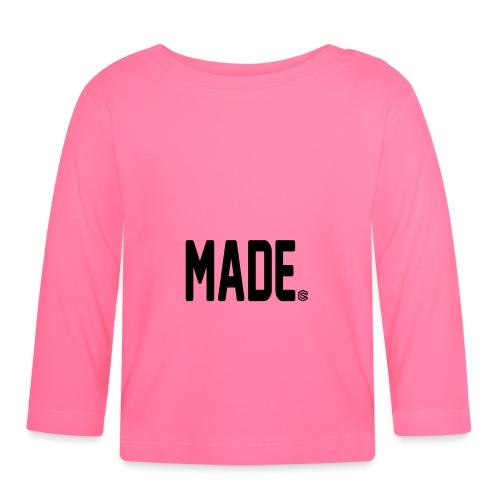 madesc - Långärmad T-shirt baby