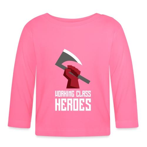 WORKING CLASS HEROES - Baby Long Sleeve T-Shirt