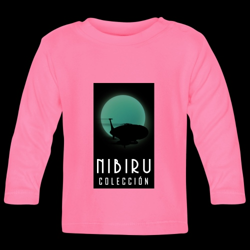 colección Nibiru - Camiseta manga larga bebé
