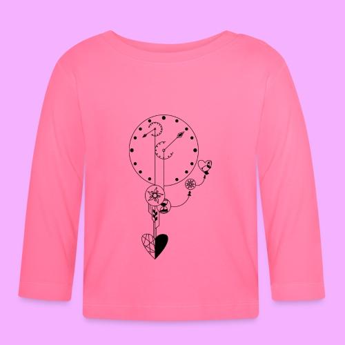 L'amour - T-shirt manches longues Bébé