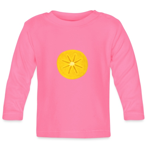 Kaki - Baby Langarmshirt