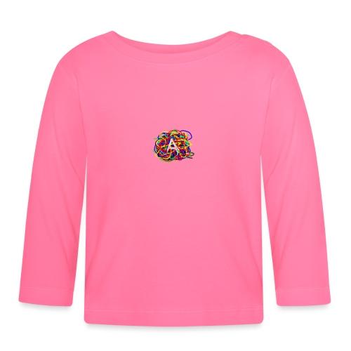 A - Baby Langarmshirt