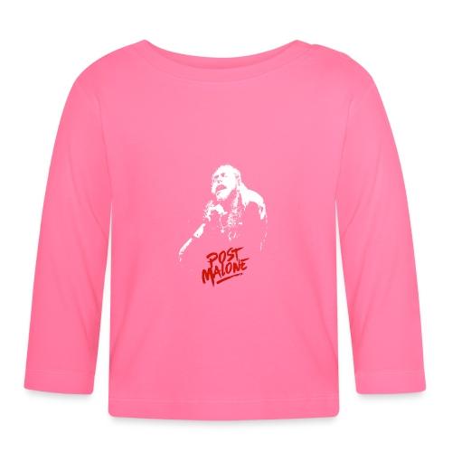 Malone Leave Me - Vauvan pitkähihainen paita