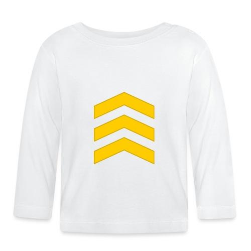 Kersantti - Vauvan pitkähihainen paita