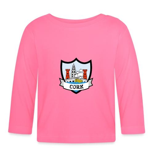 Cork - Eire Apparel - Baby Long Sleeve T-Shirt
