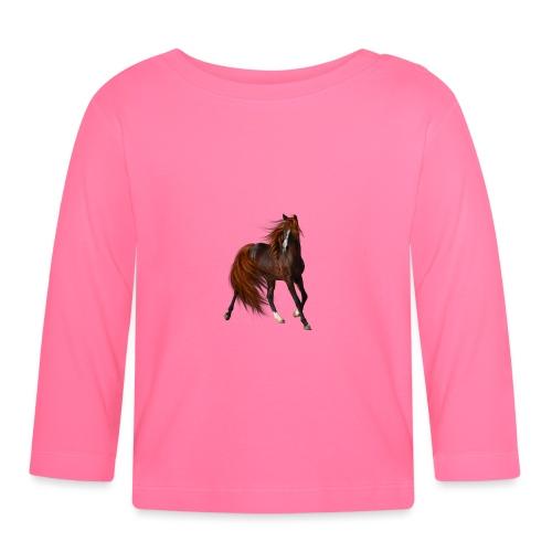 Horse Elite Edition - Baby Long Sleeve T-Shirt
