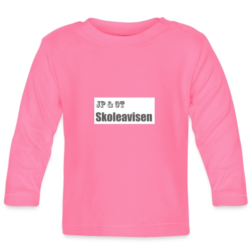 JP_-_OT_Skoleavisen_logo - Langarmet baby-T-skjorte