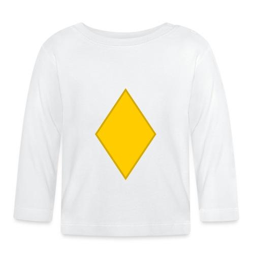Upseerioppilas - Vauvan pitkähihainen paita