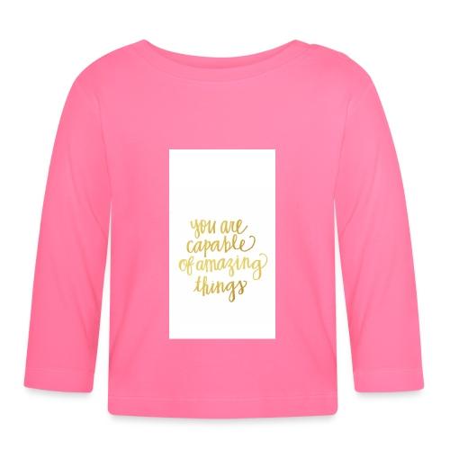 FRIENDS - T-shirt manches longues Bébé