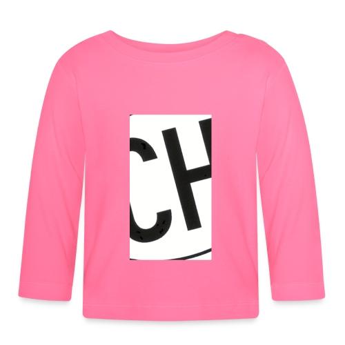 CS standard - Langærmet babyshirt