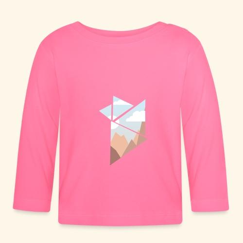 shattered - Långärmad T-shirt baby