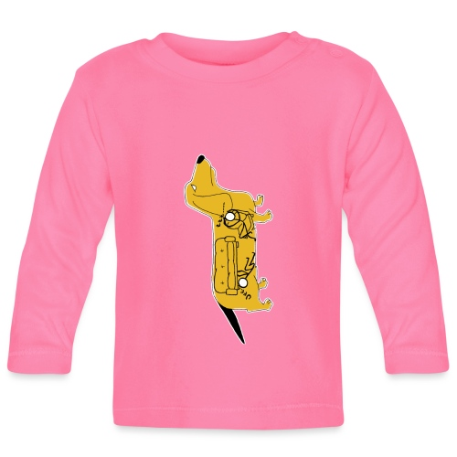 Mela - Maglietta a manica lunga per bambini
