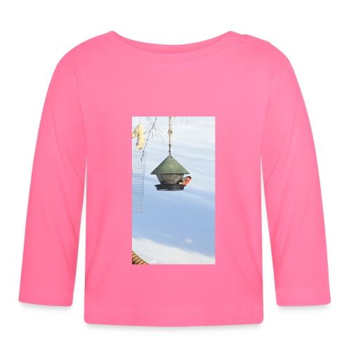 CDEDDB4E 4814 4FF3 AAE9 0083EF43A727 - Langarmet baby-T-skjorte