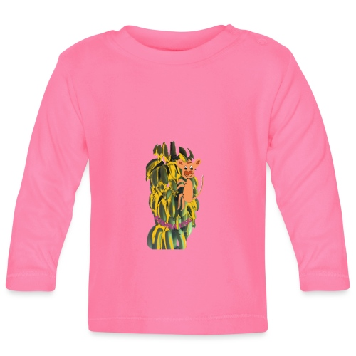 Bananas king - Baby Long Sleeve T-Shirt